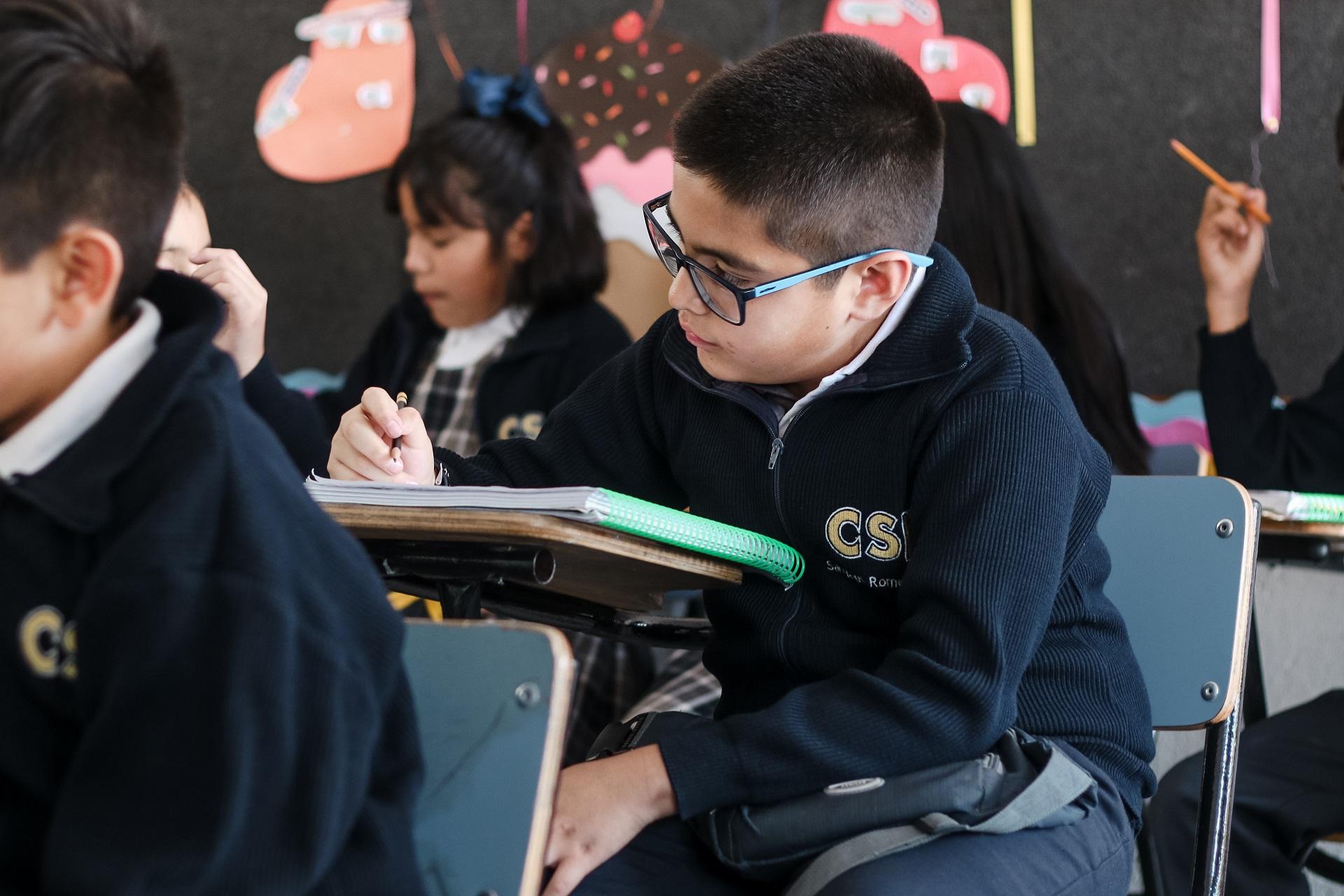 Preescolar de horario extendido y bilingue Colegio Simón Bolivar