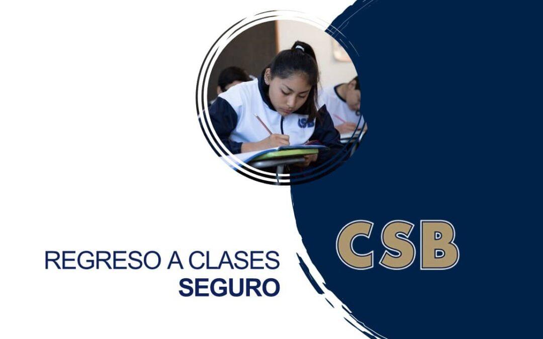 REGRESO A CLASES SEGURO
