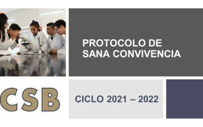 PROTOCOLO DE SANA CONVIVENCIA NUEVA REALIDAD